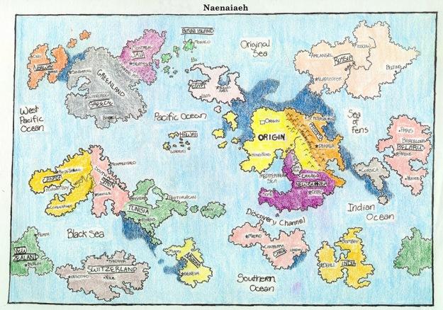 map naenaiaeh