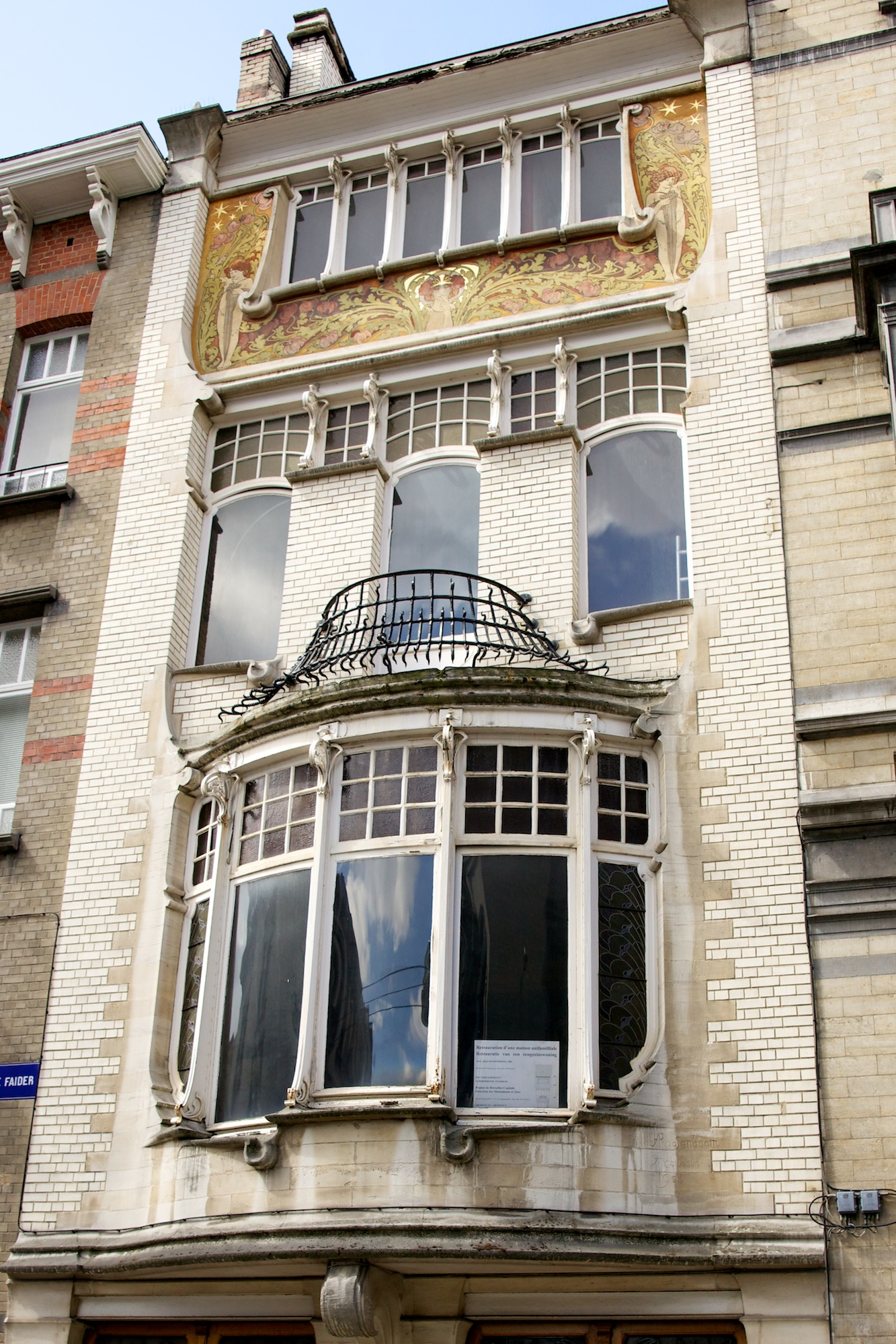 Victor horta art nouveau architect vironevaeh for Architecture art