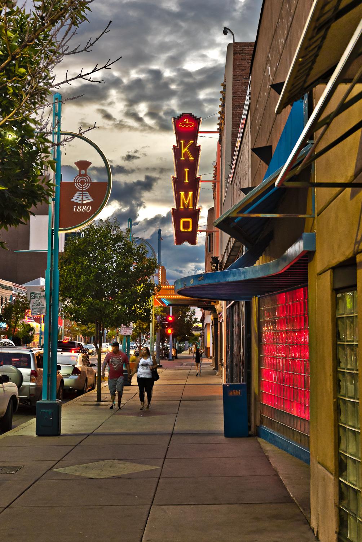 Exploring Albuquerque Vironevaeh