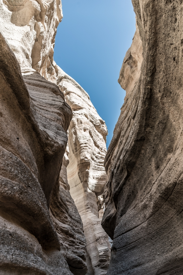 Kasha-Katuwe Tent Rocks National Monument in New Mexico, near Albuquerque and Santa Fe.